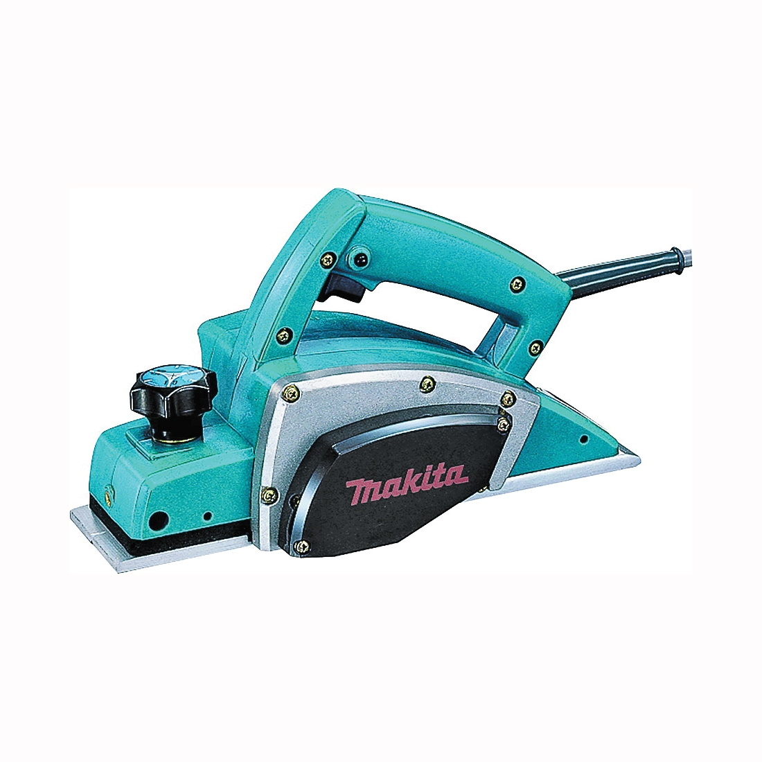 Picture of Makita KP0800K Planer Kit with Tool Case, 120 V, 6.5 A, 3-1/4 in W Planning, 3/32 in D Planning, 17,000 rpm No Load