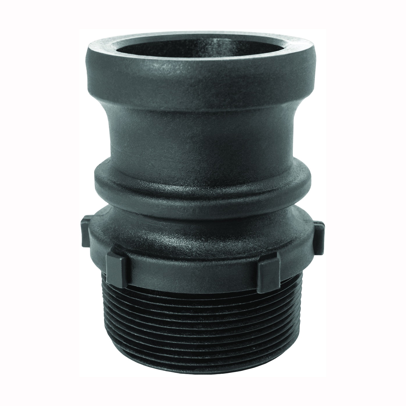Picture of GREEN LEAF 200F/GLP200F Cam Lever Coupling, 2 in, Male x MNPT, Polypropylene