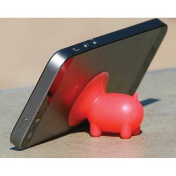 Picture of Killer Concepts Piggy PIG-200 Mobile Stand, Silicone, Assorted, 200, Pack