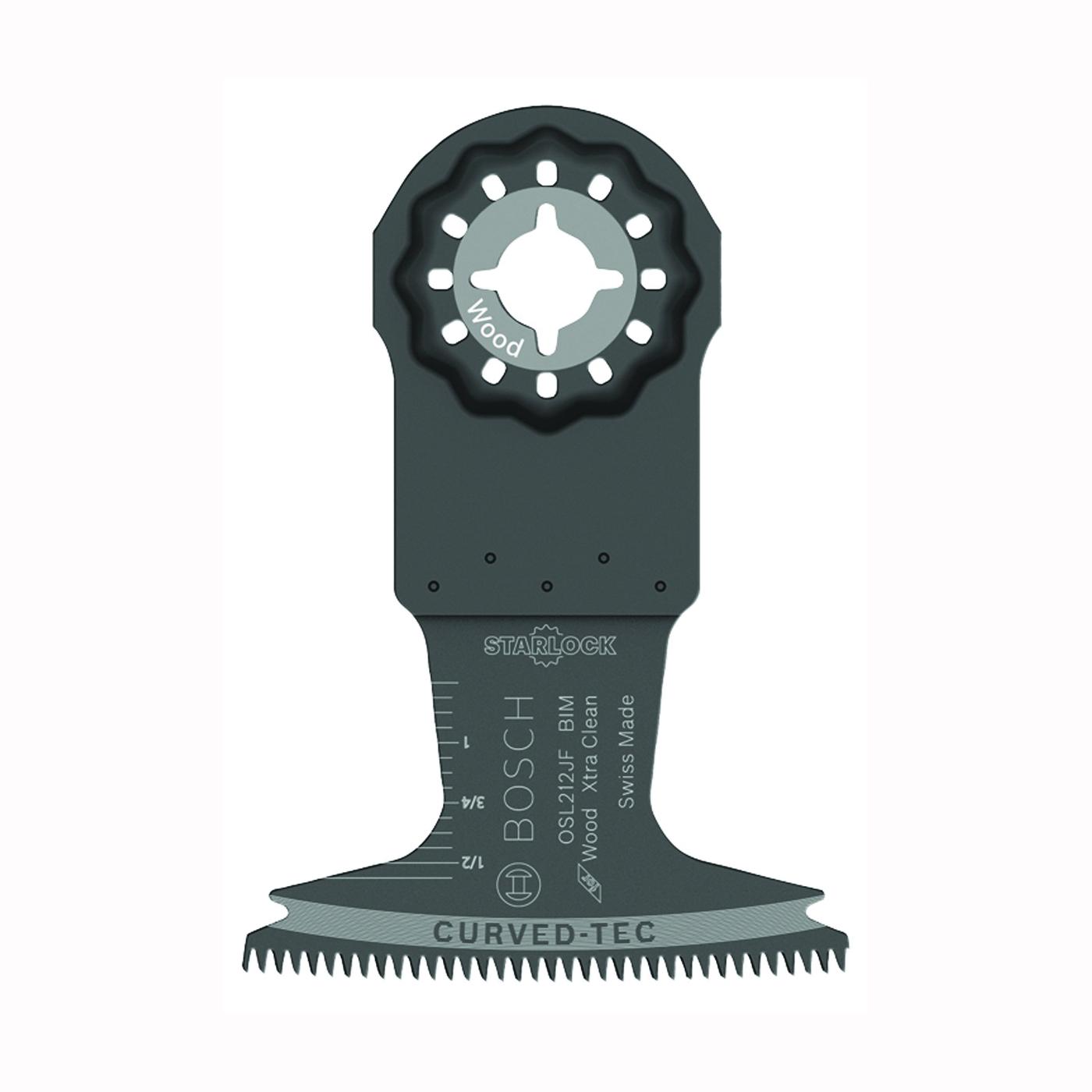 Picture of Bosch Starlock OSL212JF Oscillating Blade, 2-1/2 in, Bi-Metal