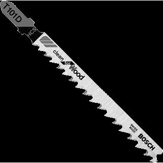 Picture of Bosch T101D Jig Saw Blade, 4 in L, 5 to 6 TPI