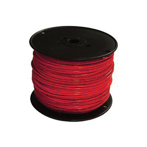 Picture of EEC 3981413 Building Wire, 14 AWG Wire, 1-Conductor, Copper Conductor, Thermoplastic Insulation, Nylon Sheath