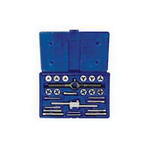 Picture of IRWIN POWER-GRIP 26313 Tap and Die Set, 24 -Piece, HCS