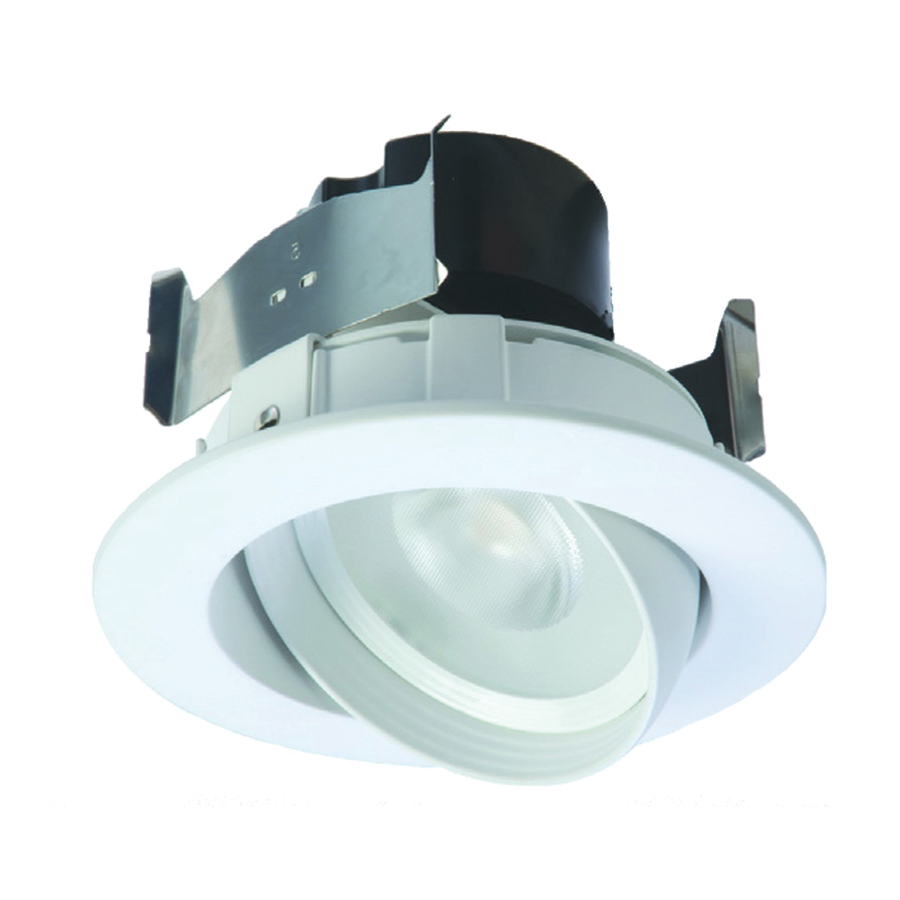Picture of Halo RA406930WHR LED Retro Gimbal, White