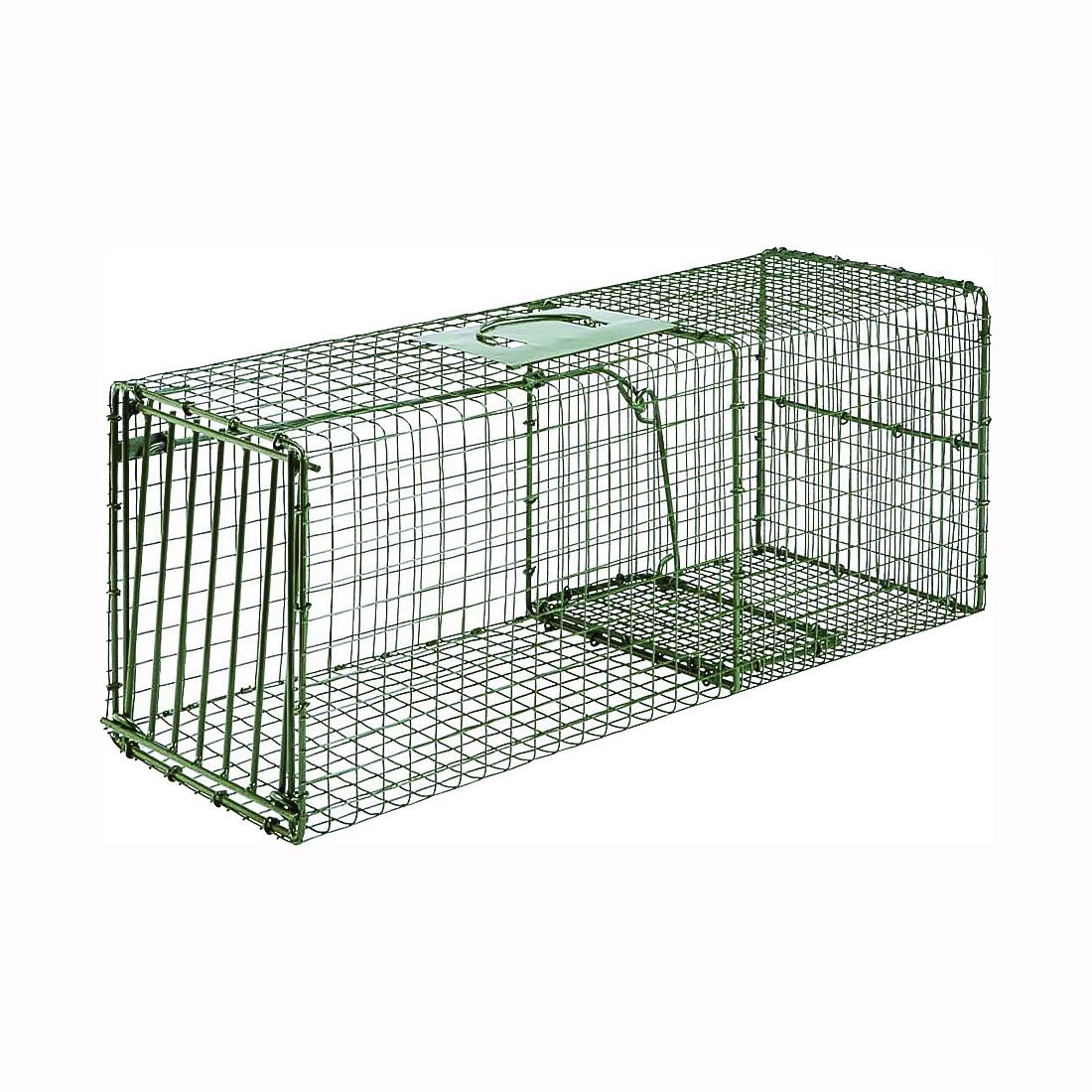 Picture of DUKE TRAPS 1112 Cage Trap, 30 in L, 12 in W, 12 in H