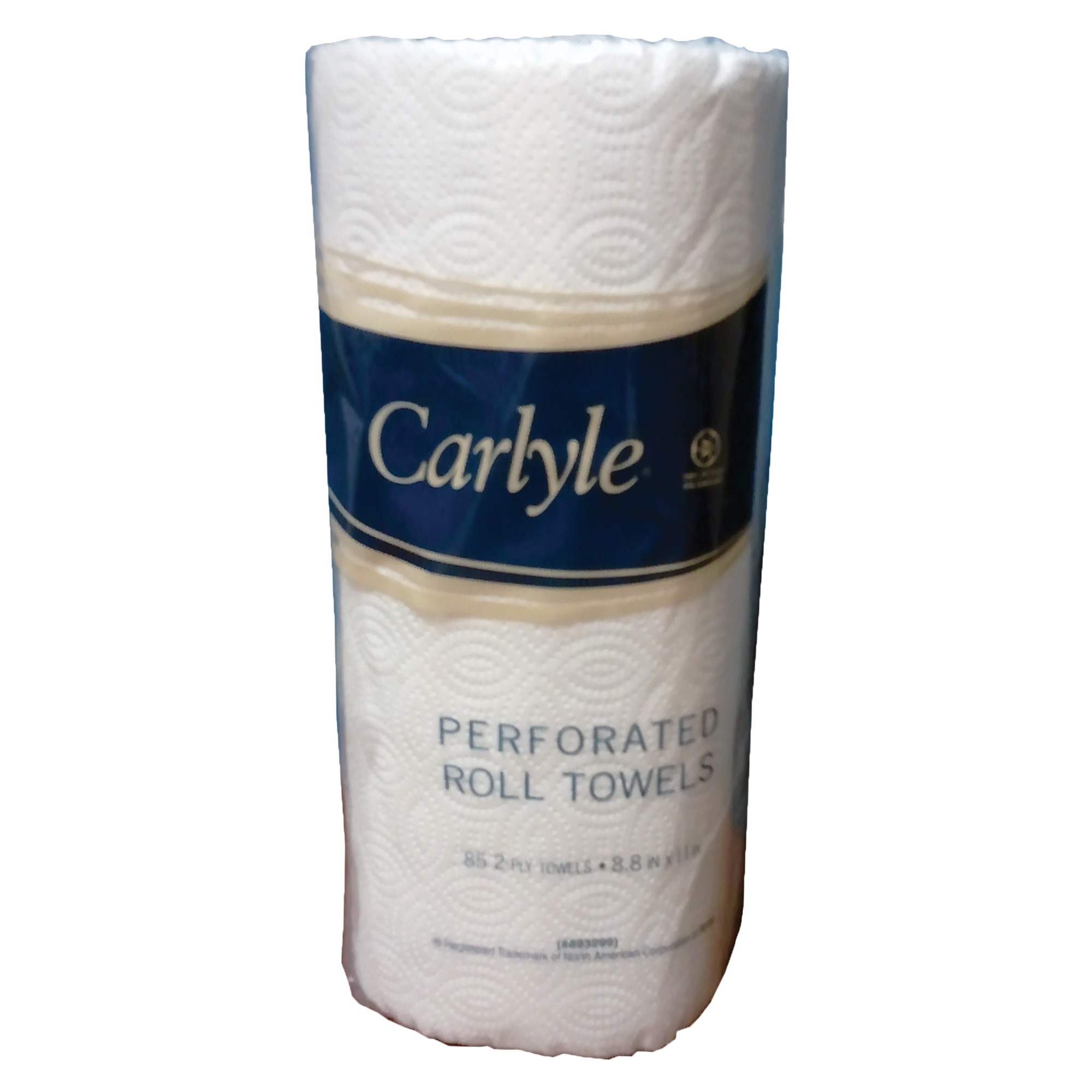 Picture of NORTH AMERICAN PAPER 893299 Paper Towel, 11 in L, 8.88 in W, 1 -Ply