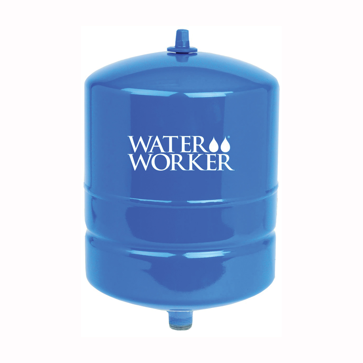 Picture of WATER WORKER HT-2B Well Tank, 2 gal Capacity, 100 psi Working, Steel