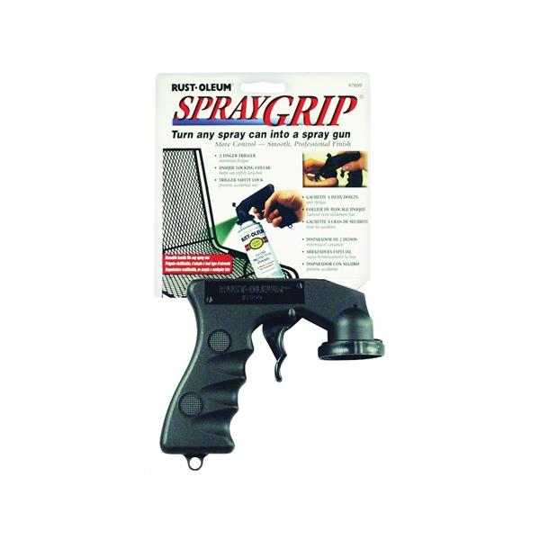 Picture of RUST-OLEUM INDUSTRIAL CHOICE 243546 Spray Grip, Black