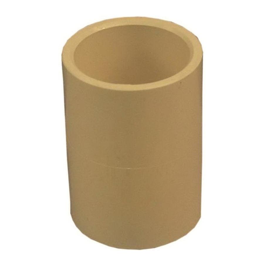 Picture of GENOVA 500 Series 50105 Tube Coupler, 1/2 in, Slip Joint, 100 psi Pressure
