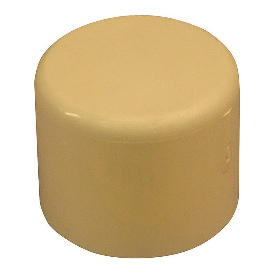 Picture of GENOVA 500 Series 50155 Tube Cap, 1/2 in, Slip Joint, 100 psi Pressure
