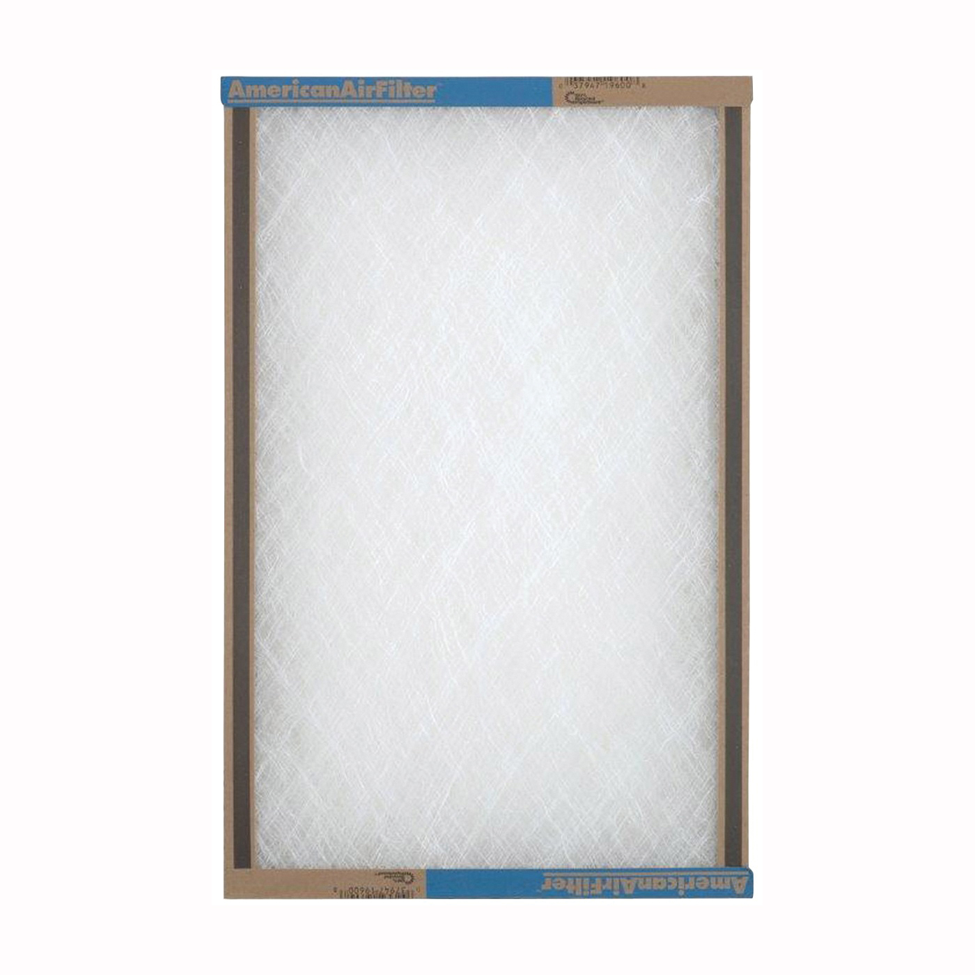 Picture of AAF 220-600-051 Panel Filter, 25 in L, 16 in W, Chipboard Frame