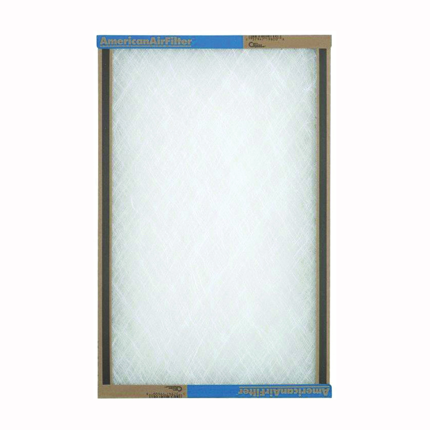 Picture of AAF 114201 Panel Filter, 20 in L, 14 in W, Chipboard Frame