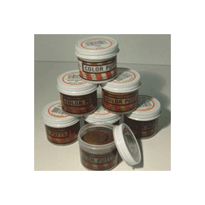 Picture of COLOR PUTTY 134 Wood Filler, Color Putty, Mild, Ebony, 3.68 oz Package, Jar
