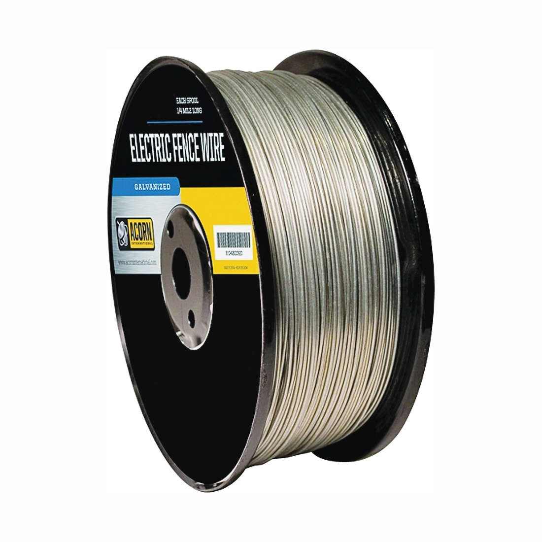 Picture of Acorn International EFW1714 Electric Fence Wire, 17 ga Wire, Metal Conductor, 1/4 mile L