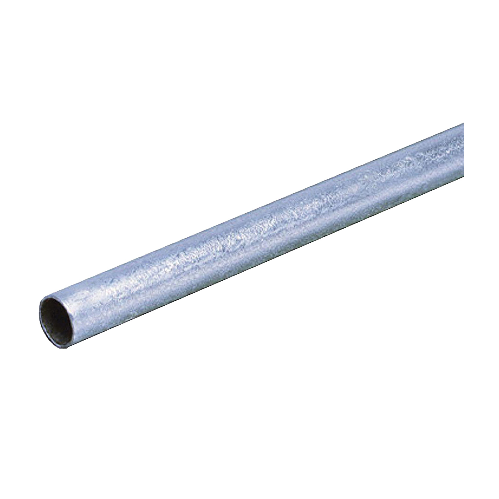 Picture of Allied Tube & Conduit 101550 EMT Conduit, 59/64 in OD, 10 ft L, Galvanized Steel, Galvanized
