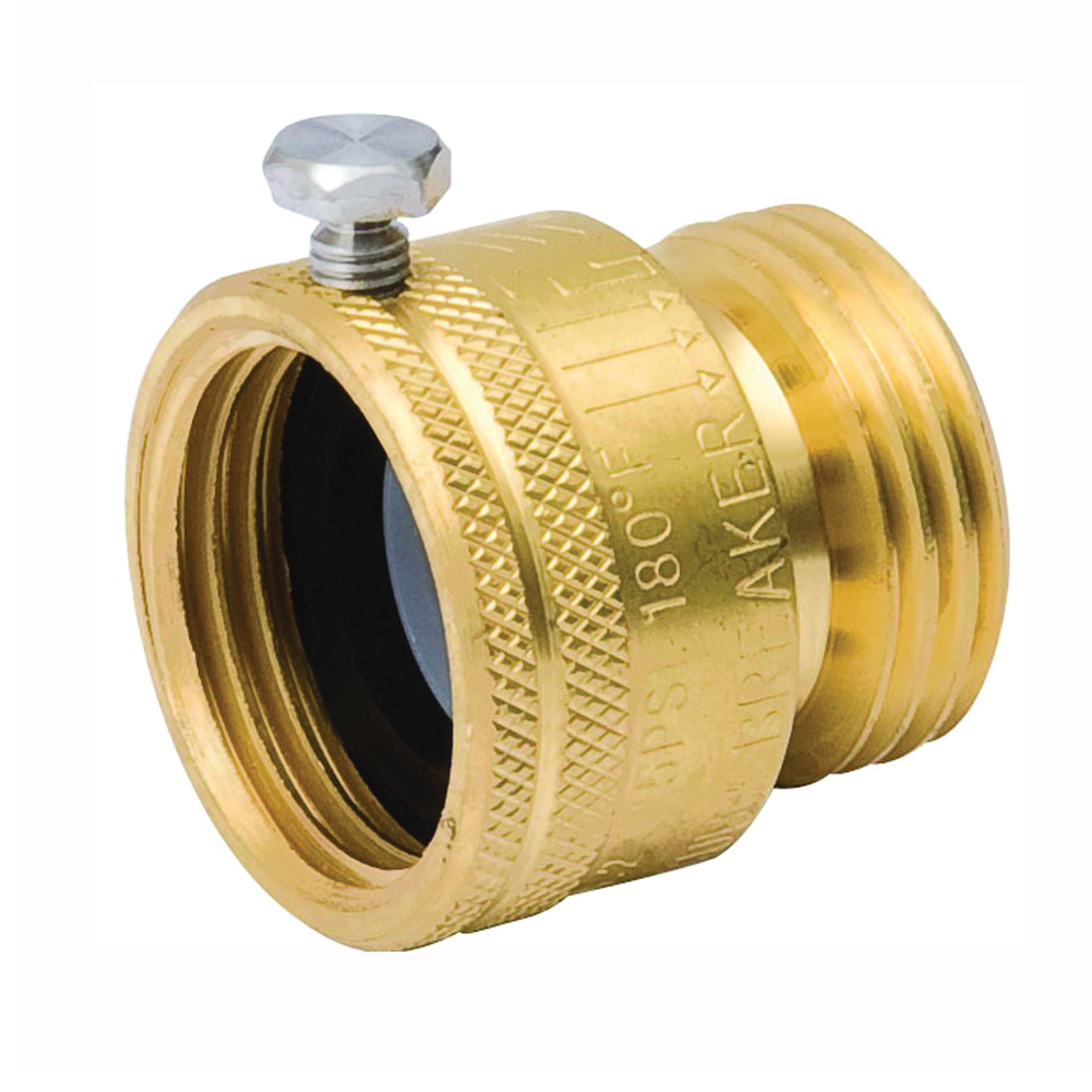 Picture of B & K ProLine 108-904RP Vacuum Breaker, 3/4 in Connection, MPT, Brass