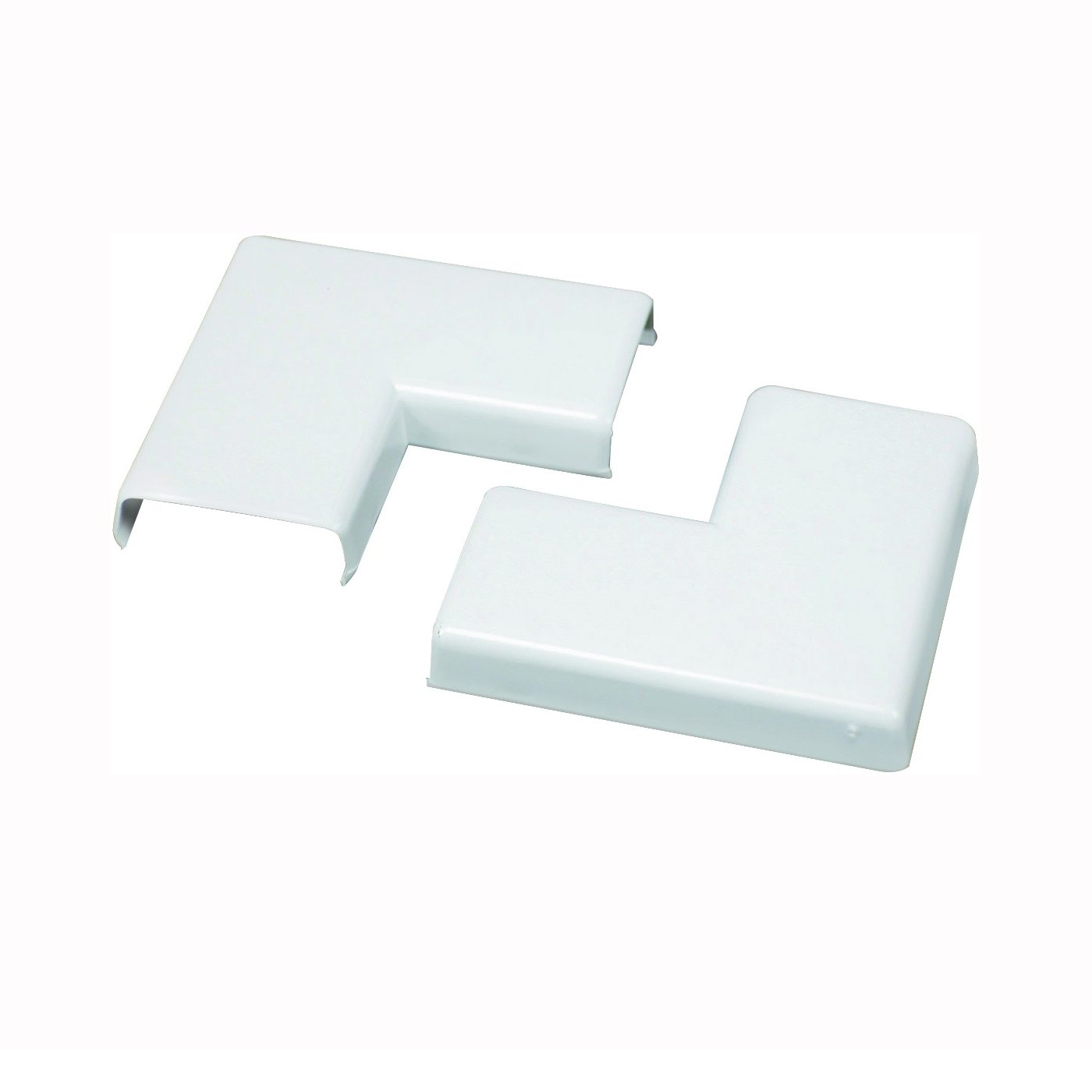 Picture of Legrand Wiremold NMW6 Raceway Flat Elbow, Plastic, White