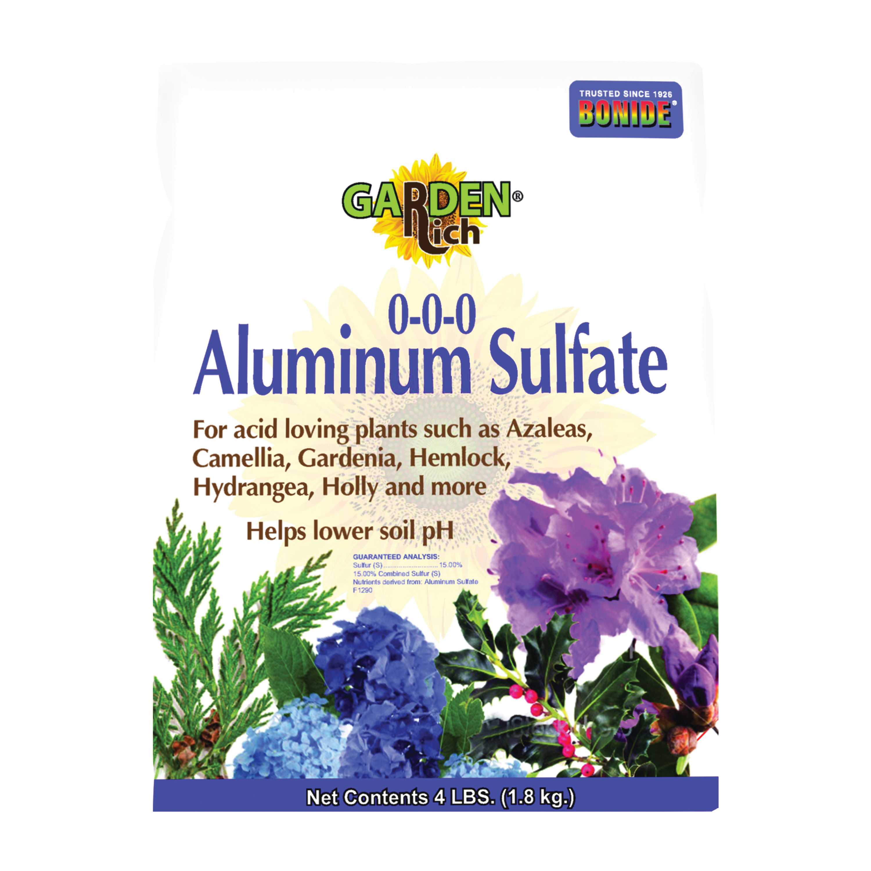 Picture of Bonide 705 Soil Conditioner, Solid, Off-White, 4 lb Package, Bag