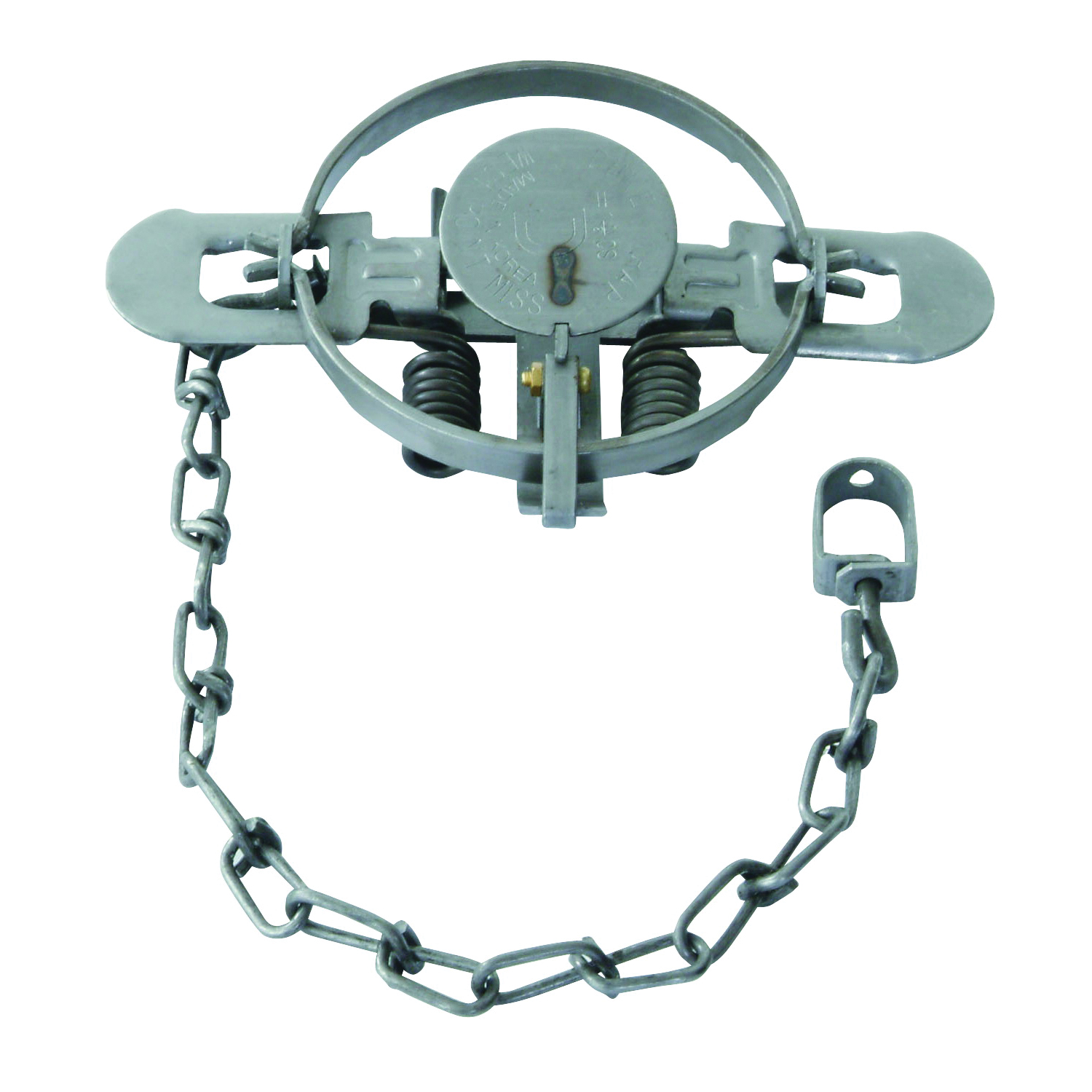 Picture of DUKE TRAPS 0470 Coil Spring Trap, Spring Locking