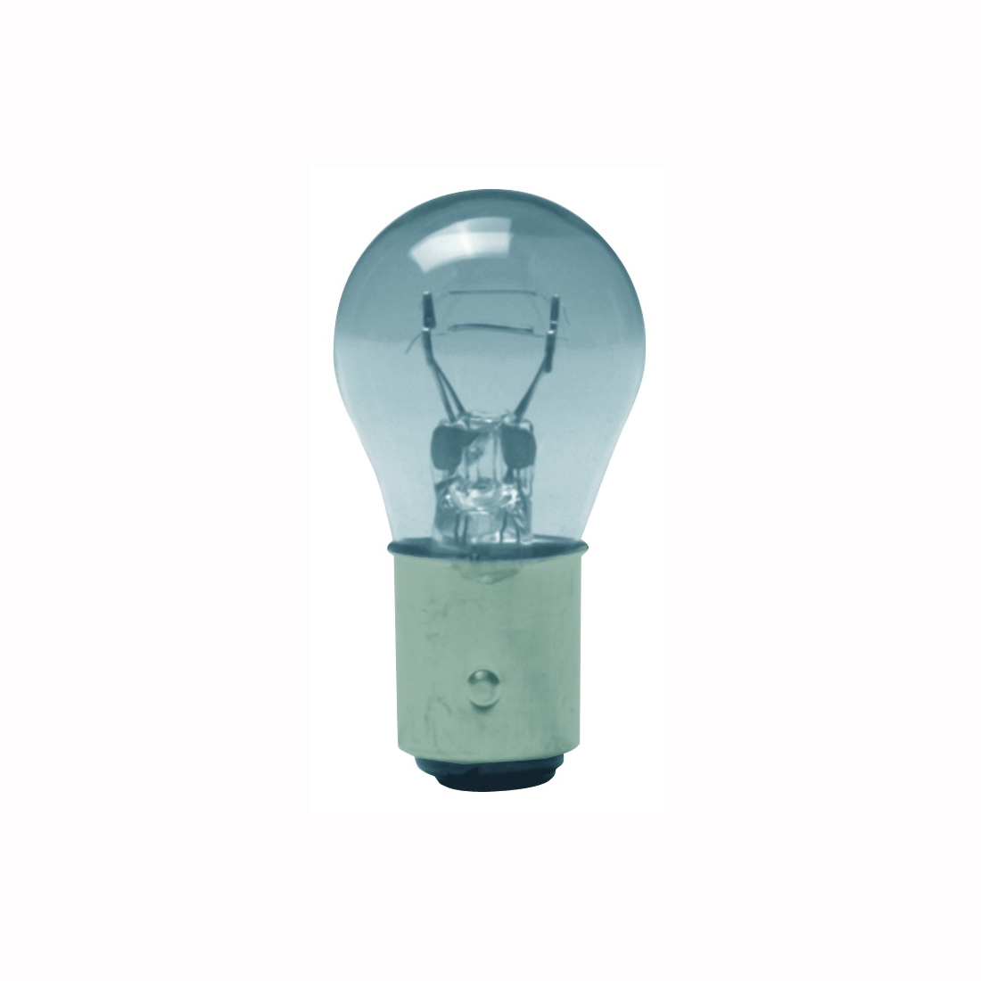 Picture of EIKO 2057-2BP Lamp, 12.8/14 V, S8 Lamp, Double Contact Base