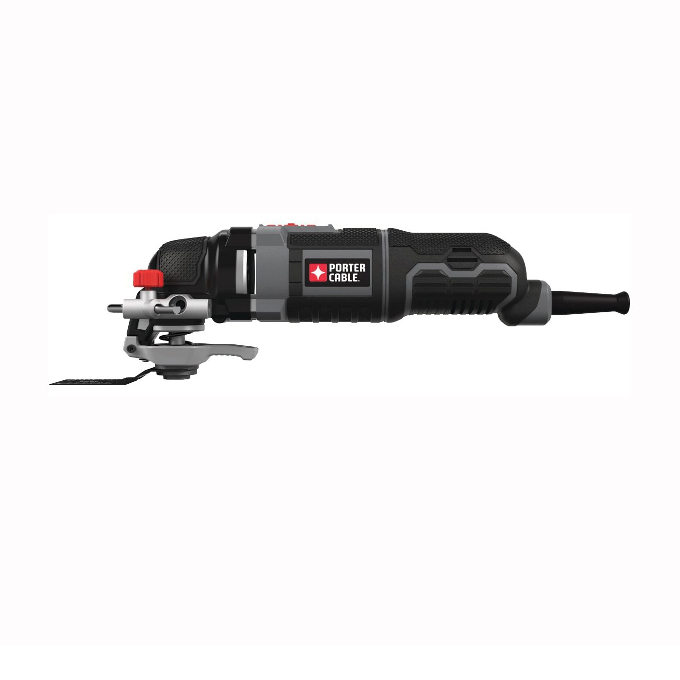 Picture of PORTER-CABLE PCE605K Oscillating Multi-Tool Kit, 3 A, 10,000 to 22,000 opm OPM, 2.8 deg Oscillating