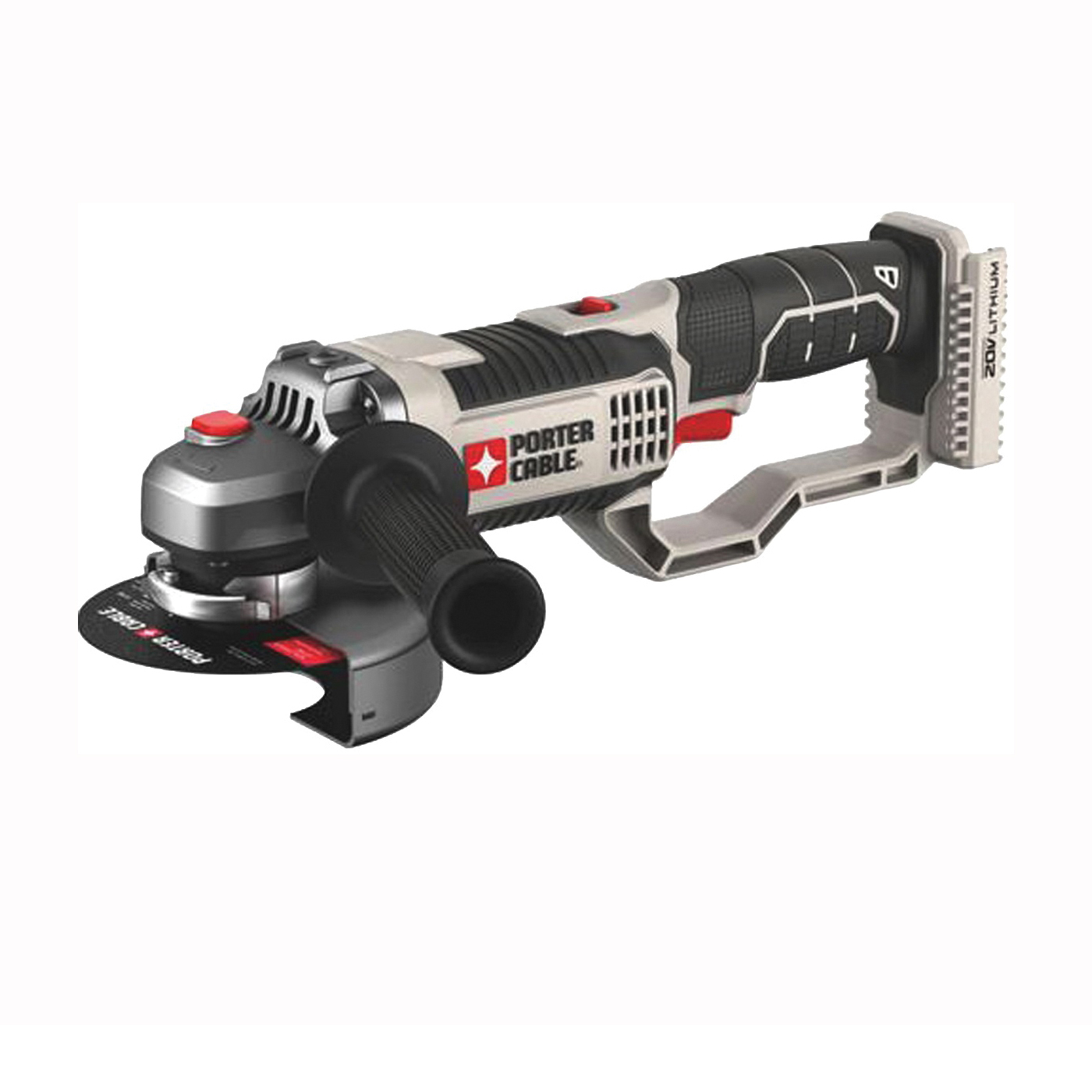 Picture of PORTER-CABLE PCC761B Cut-Off Grinder, Bare Tool, 20 V Battery, 4 Ah, 5/8 in Spindle, 4-1/2 in Dia Wheel