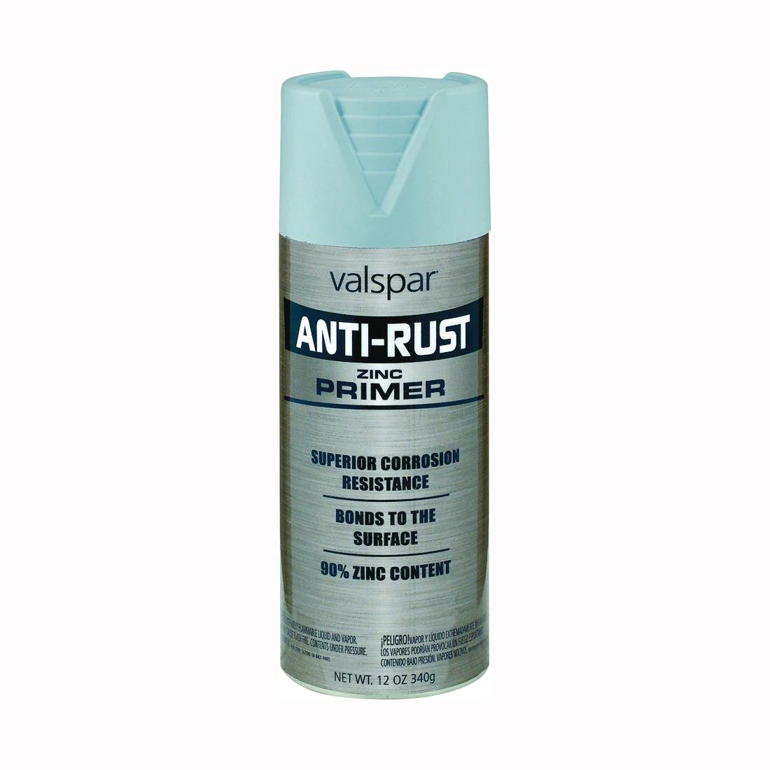 Picture of Valspar 68226 Anti-Rust Primer, Zinc, 12 oz