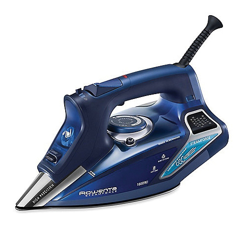 Picture of Rowenta DW9280 Steam Iron, 1800 W, Stainless Steel