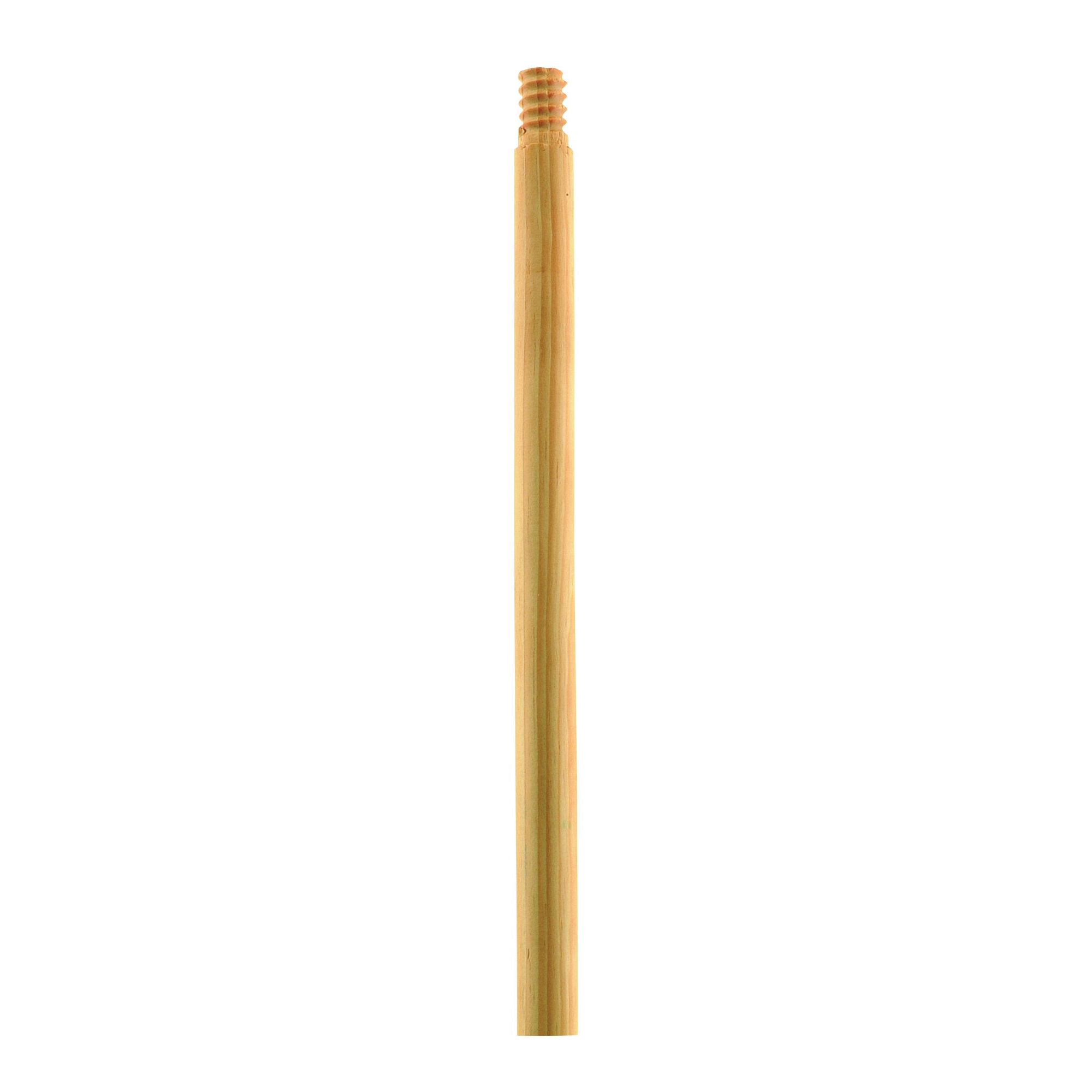 Picture of Quickie 54101 Broom Handle, 7/8 in Dia, 48 in L, Threaded, Wood