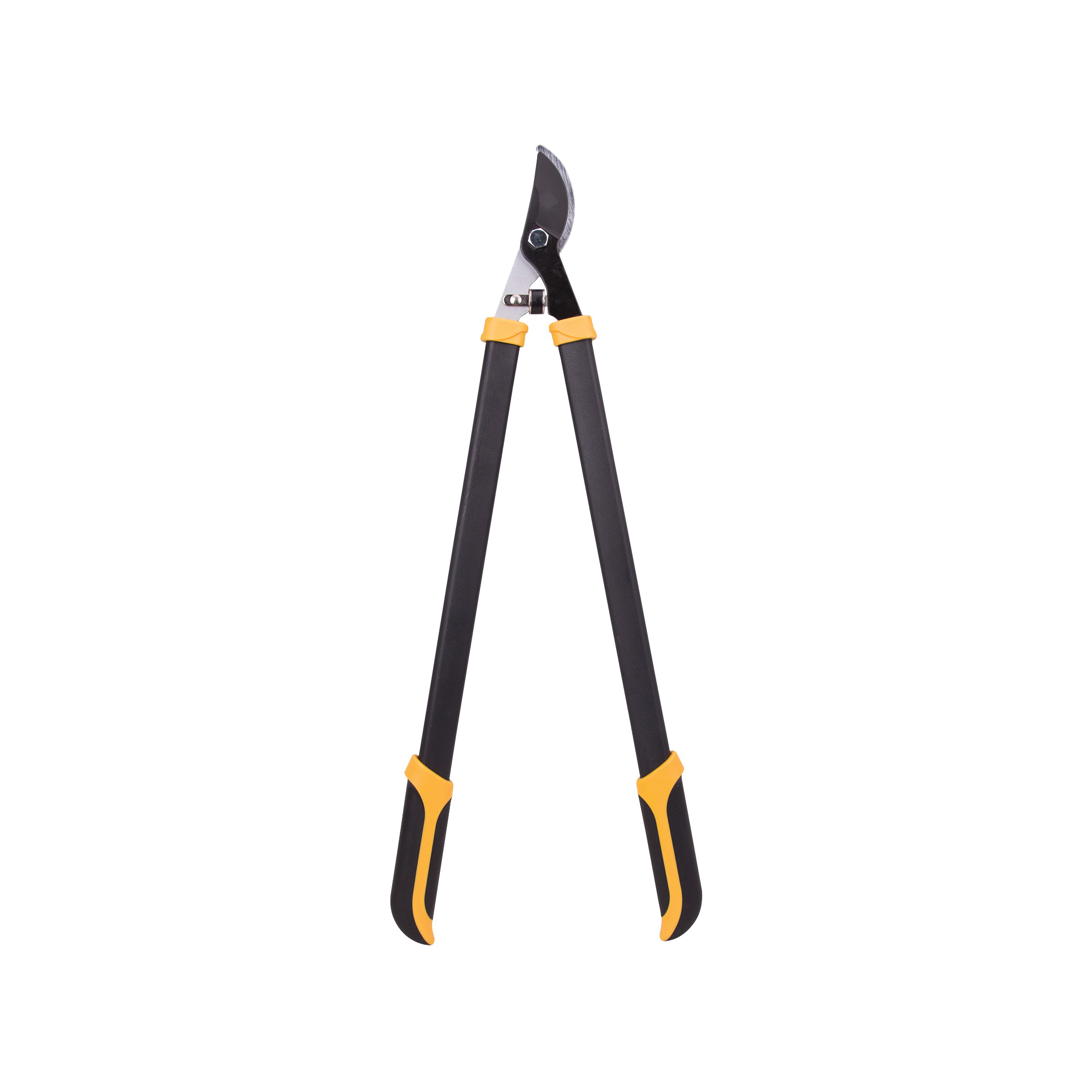 Picture of Landscapers Select GL4196 Deluxe Bypass Lopper, 1-1/4 in Cutting Capacity, Carbon Steel Blade, Steel Handle
