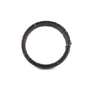 Picture of CRESLINE 18135 Pipe, 1-1/2 in, Plastic, Black, 100 ft L