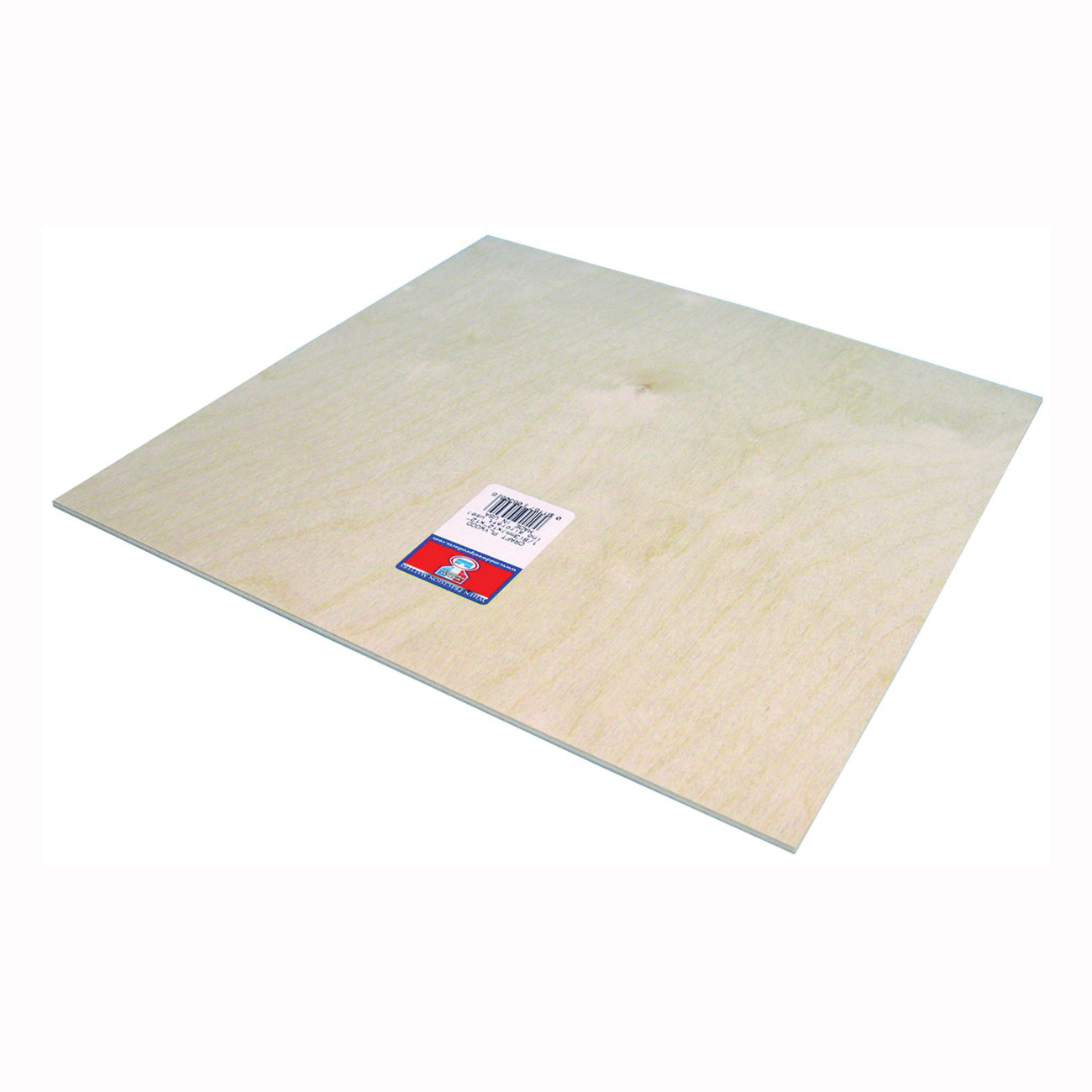 Picture of MIDWEST PRODUCTS 5305 Craft Plywood, 12 in L, 12 in W