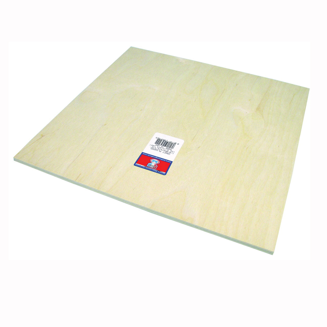 Picture of MIDWEST PRODUCTS 5315 Craft Plywood, 12 in L, 12 in W