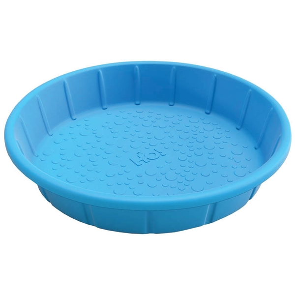 Picture of Gracious Living 1038-AZZBLU-24 Pool, 36 in Dia, Polyethylene, Blue