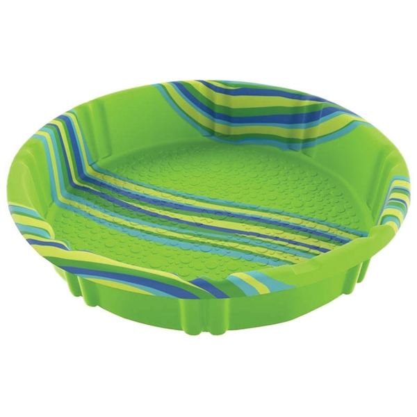 Picture of Gracious Living 1001-LIMEG-24 Pool, 46 in Dia, 3.9 in W, Round, Polyethylene, Green