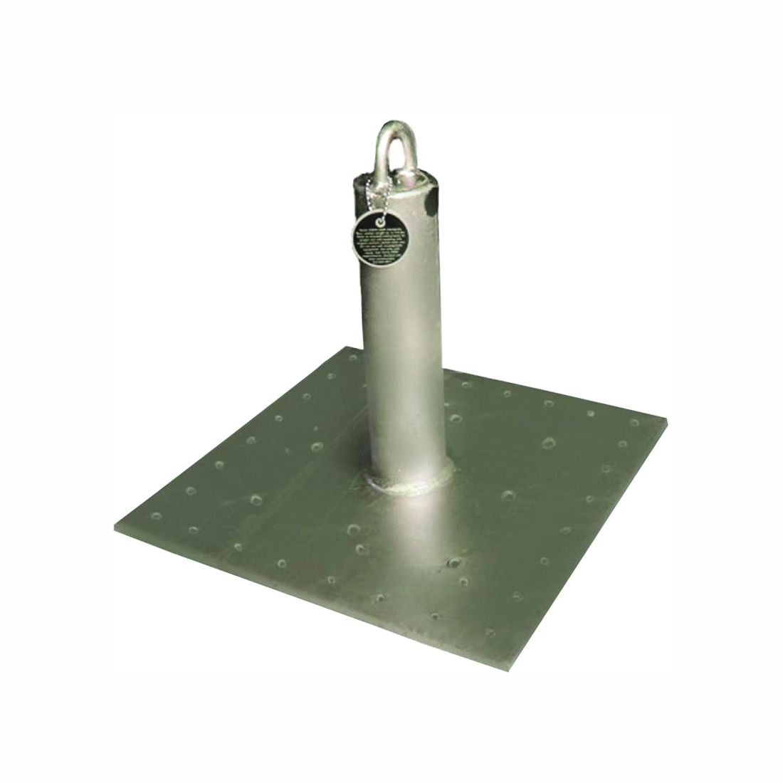 Picture of Qualcraft Industries 00645 Roof Anchor, Steel, Galvanized