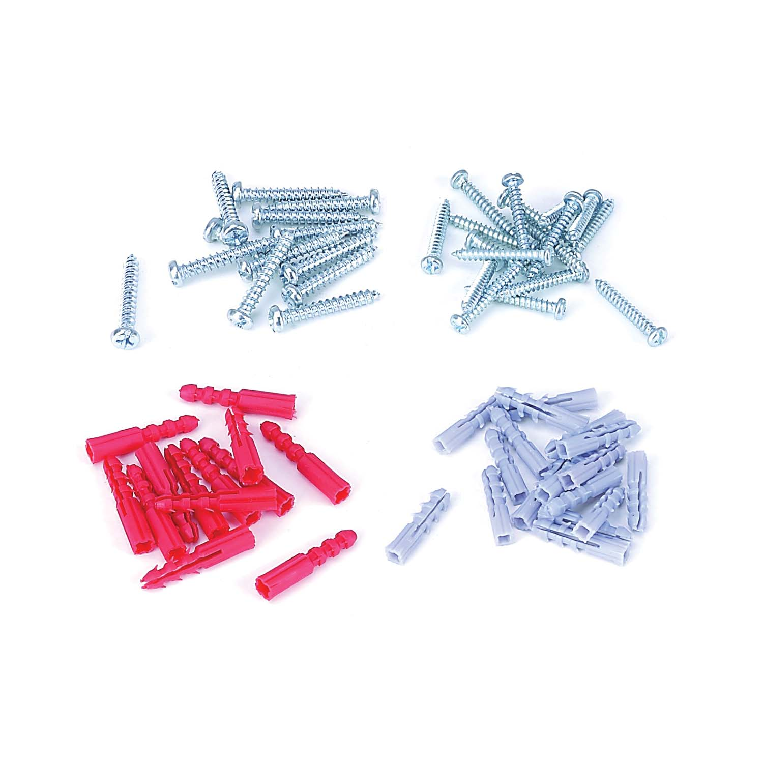 Picture of ProSource JL821083L Screw and Anchor Set