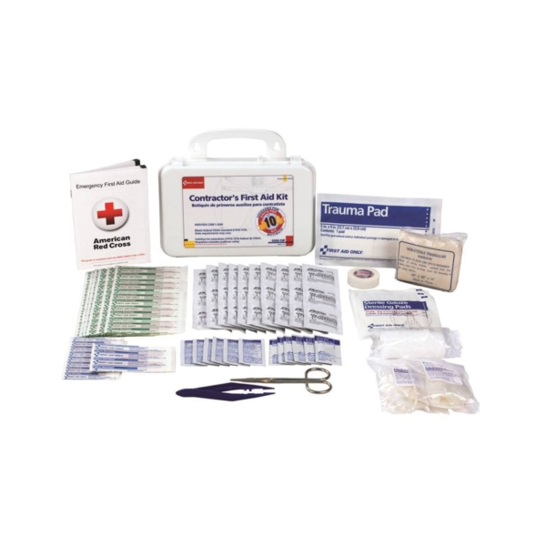 Picture of FIRST AID ONLY 9300-10P First Aid Kit, 95 -Piece