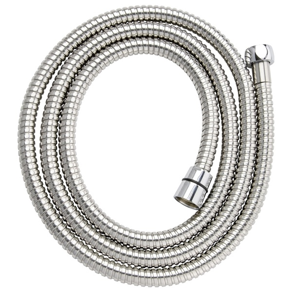 Picture of Plumb Pak K770-72 Shower Hose, 72 in L Hose, Stainless Steel, Brushed Nickel