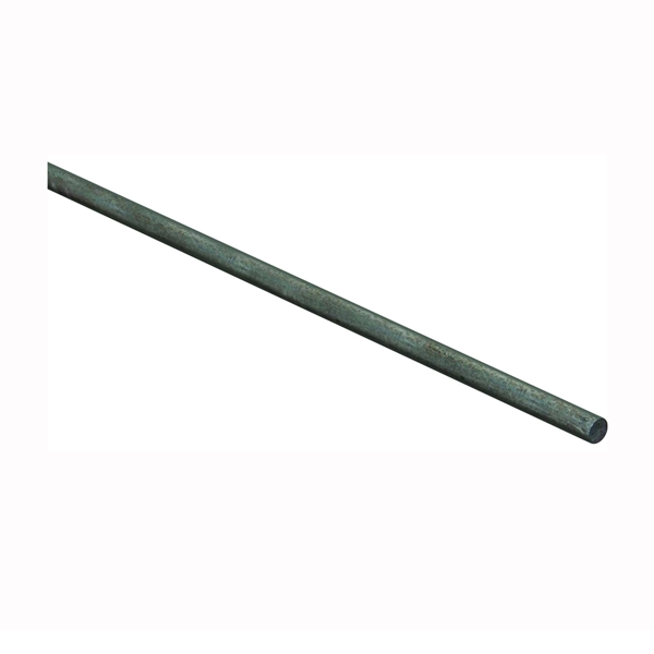 Picture of Stanley Hardware 4054BC Series 215269 Smooth Rod, 1/4 in Dia, 72 in L, Steel, Plain