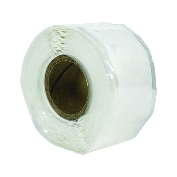 Picture of HARBOR PRODUCTS RT12012BWH Pipe Repair Tape, 12 ft L, 1 in W, White