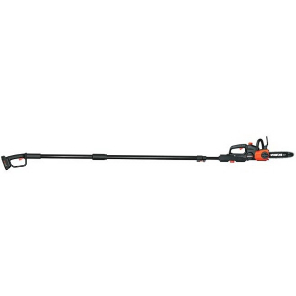 Picture of WORX WG323 Cordless Pole/Chainsaw, 20 V