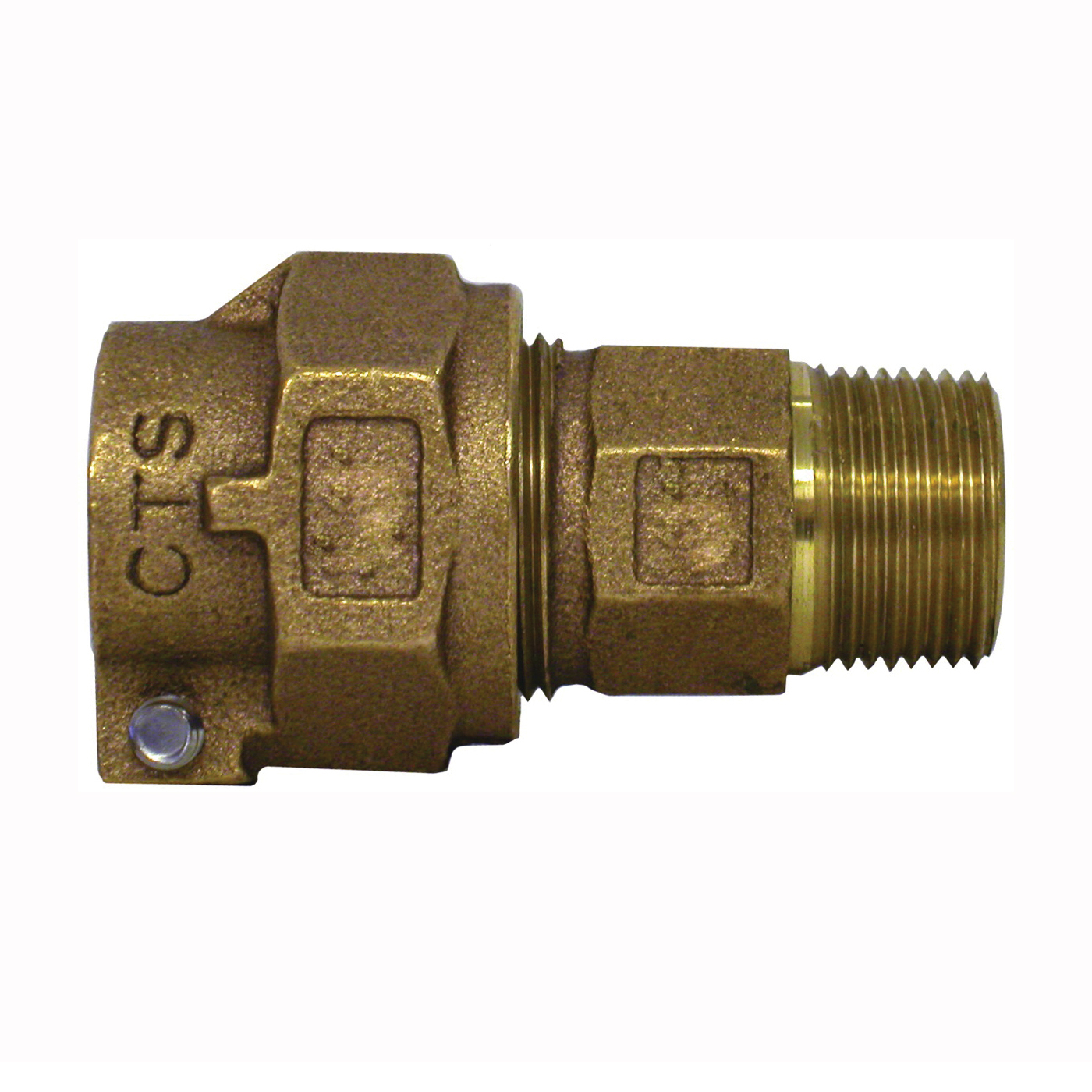 Picture of Legend T-4300NL Series 313-204NL Compression Coupler, 3/4 in, 3.17 in L