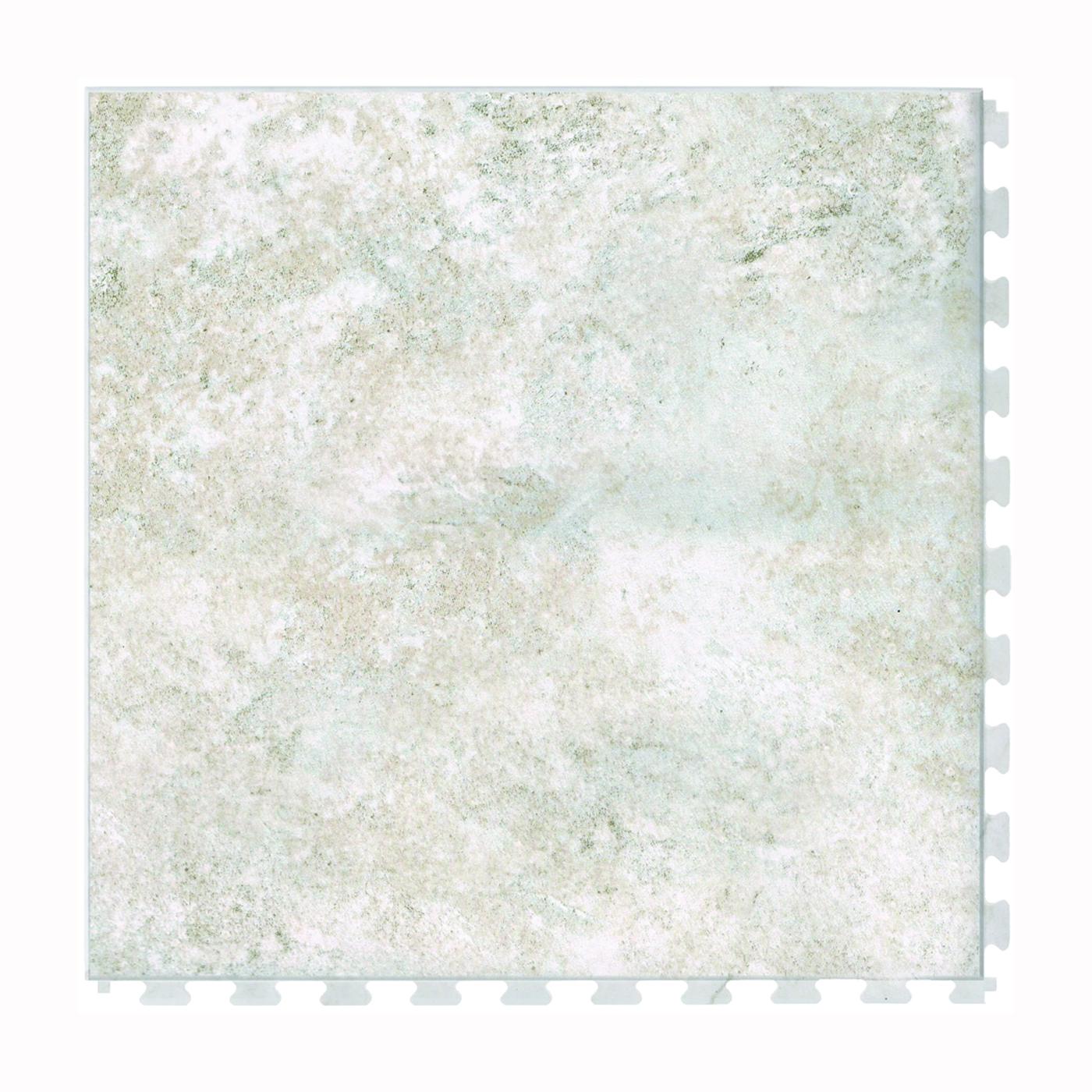 Picture of PERFECTION FLOOR TILE ITNS570FS50 Floor Tile, 20 in L Tile, 20 in W Tile, Granite Pattern, Fieldtone