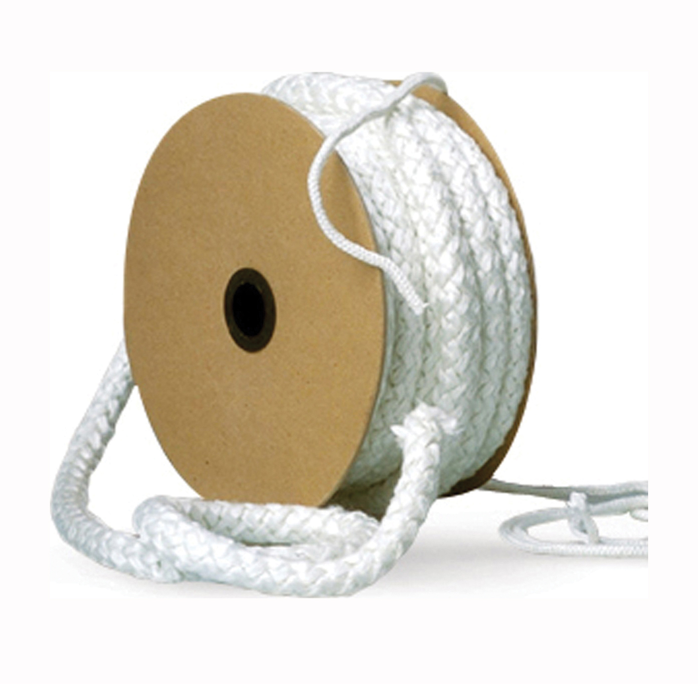 Picture of Imperial GA0173 Gasket Rope, 75 ft L, 5/8 in W, Fiberglass