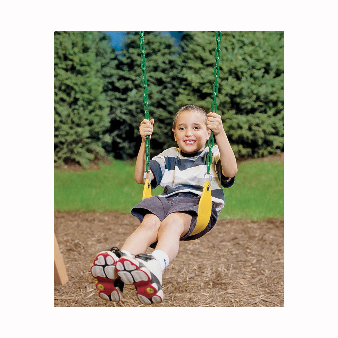 Picture of PLAYSTAR PS 7948 Swing Seat, 120 lb, 1 Seating