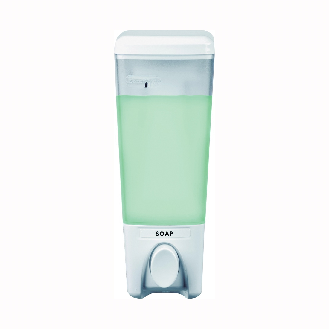 Picture of Better Living 72150 Soap Dispenser, 14.2 oz Capacity, ABS, White, Wall Mounting