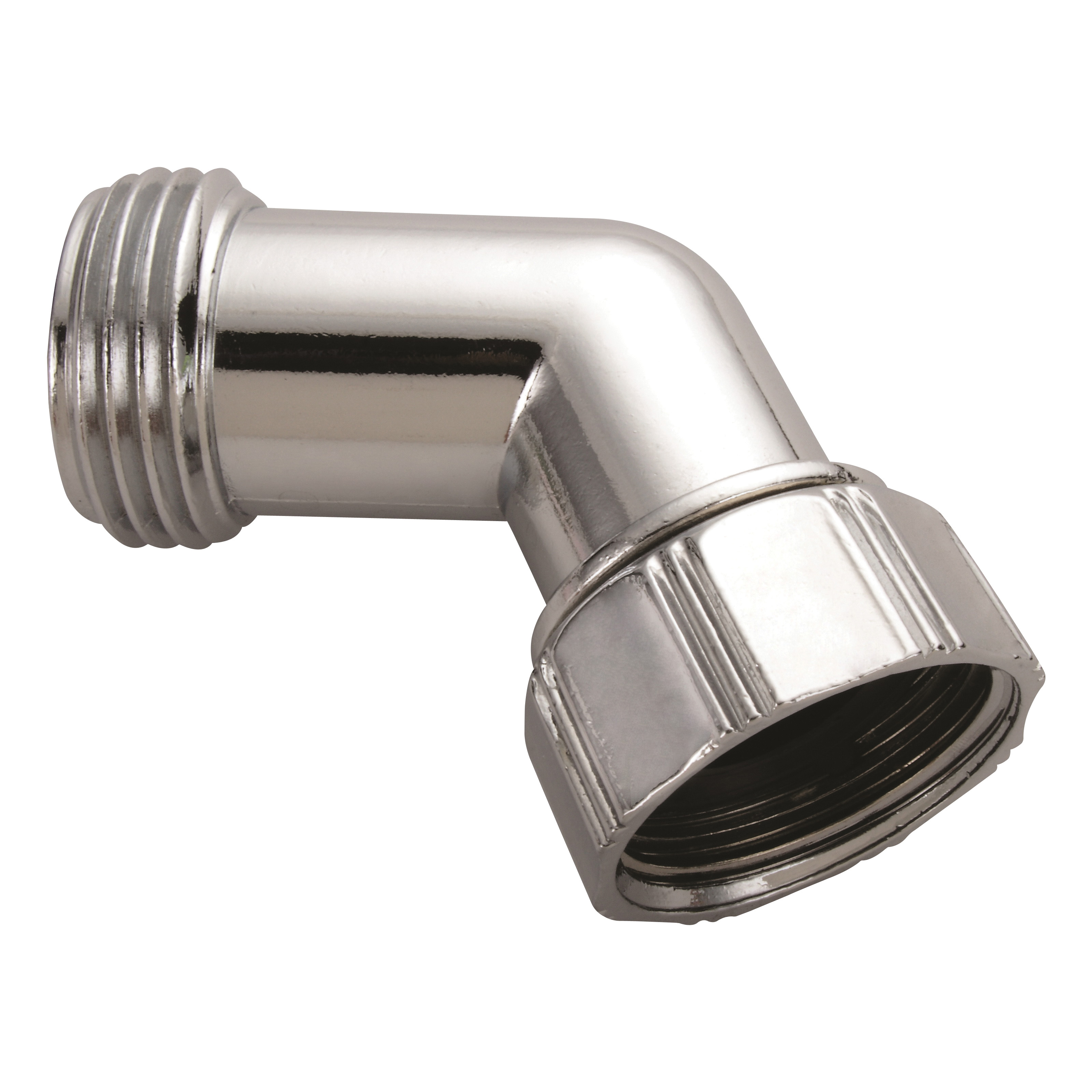 Picture of Landscapers Select GC507 Hose Connector, Female and Male, Zinc, Silver, For: Hose Couplings