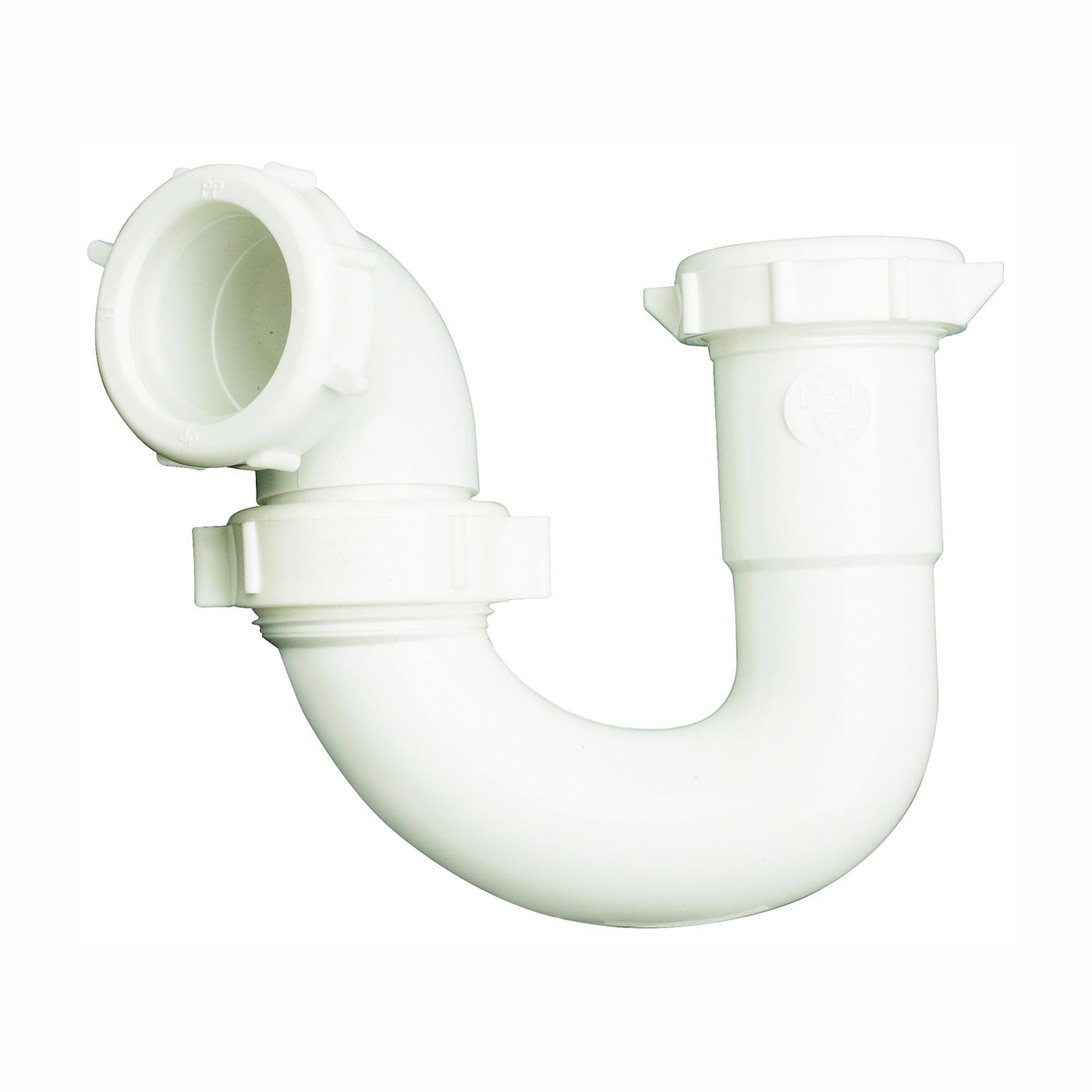 Picture of Plumb Pak PP20960 Repair Trap, 1-1/2 in, Plastic, White