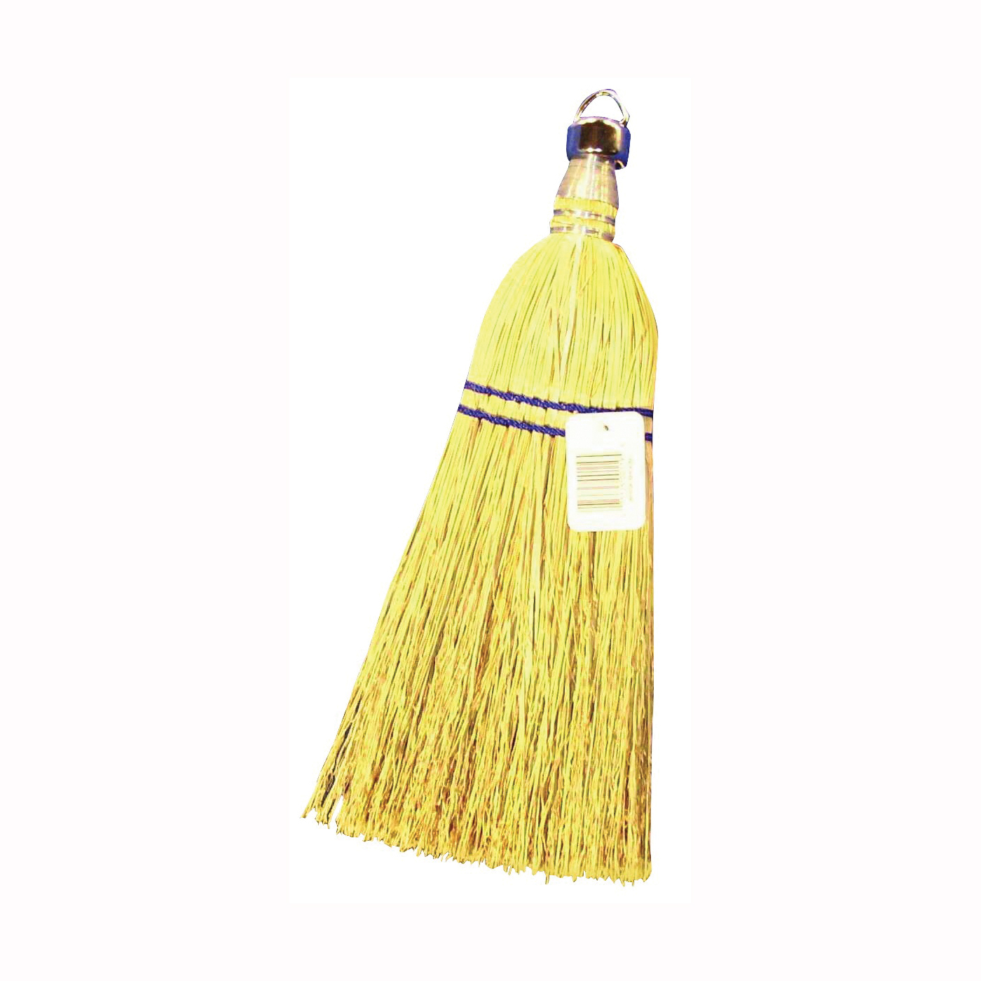 Picture of Chickasaw 19 Whisk Broom, 4 in Sweep Face, 7-1/2 in L Trim, Palmyra Fiber Bristle, 11-3/4 in OAL